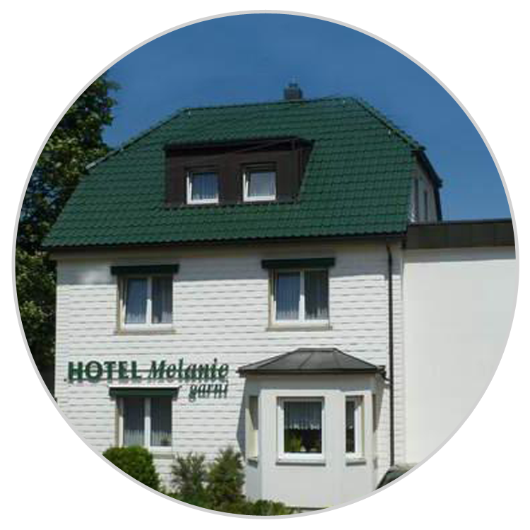 Welcome At The Hotel Melanie Garni In Ilmenau Comfort And